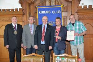 SPENDE | Kiwanis Club zeichnet Guter Zweck e.V. aus